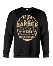 Barber  Barber  Barber  Barber  Barber  Barber Crewneck Sweatshirt thumbnail