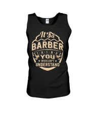 Barber  Barber  Barber  Barber  Barber  Barber Unisex Tank thumbnail