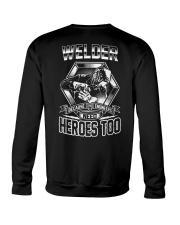 Welder Welder Welder Welder welder welder Welder Crewneck Sweatshirt thumbnail