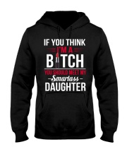 Smartass Daughter - Limited Edition Hooded Sweatshirt tile