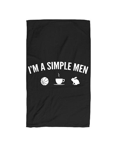A Simple Bunny Men