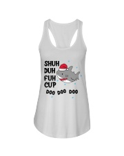 SHUH DUH FUH CUP DOO DOO DOO Ladies Flowy Tank thumbnail