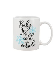 Baby It's Cold Outside Mug tile