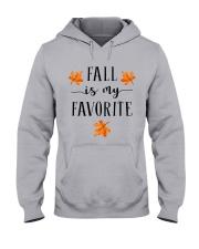 FALL IS MY FAVORITE Hooded Sweatshirt thumbnail