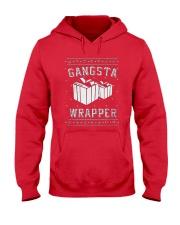 Gangsta Wrapper T-shirt Hooded Sweatshirt thumbnail