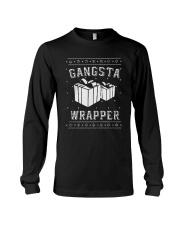 Gangsta Wrapper T-shirt Long Sleeve Tee tile