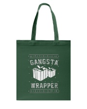 Gangsta Wrapper T-shirt Tote Bag thumbnail