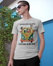 Volkswagen Type 2 Hippie  Classic T-Shirt apparel-classic-tshirt-lifestyle-17