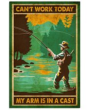 Love Fly Fishing 11x17 Poster front