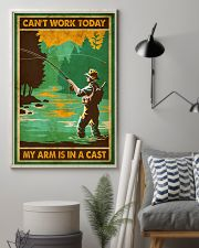 Love Fly Fishing 11x17 Poster lifestyle-poster-1