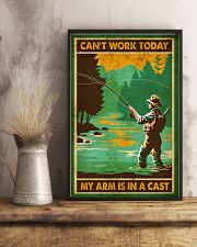 Love Fly Fishing 11x17 Poster lifestyle-poster-3