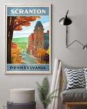 Scanton Pennsylvania 11x17 Poster lifestyle-poster-1