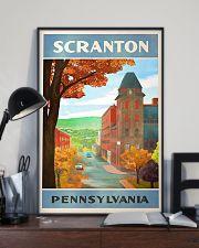 Scanton Pennsylvania 11x17 Poster lifestyle-poster-2