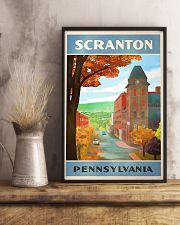 Scanton Pennsylvania 11x17 Poster lifestyle-poster-3