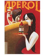 Red Summer Drinks Aperol 11x17 Poster front