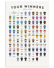 Tour de France 11x17 Poster front