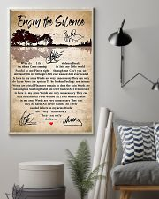 Enjoy The Silence 11x17 Poster lifestyle-poster-1