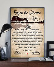 Enjoy The Silence 11x17 Poster lifestyle-poster-2