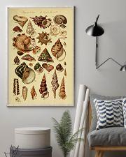 Turban Seashell 11x17 Poster lifestyle-poster-1