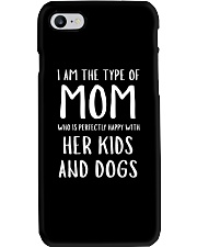 Happy Mom Shirts Phone Case thumbnail