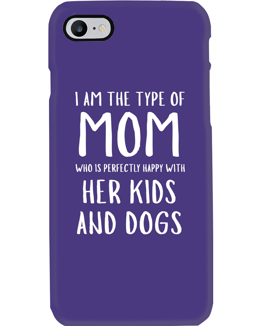 Happy Mom Shirts Phone Case