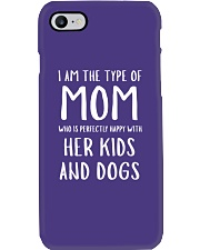 Happy Mom Shirts Phone Case i-phone-7-case