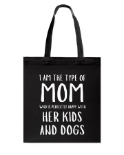 Happy Mom Shirts Tote Bag thumbnail