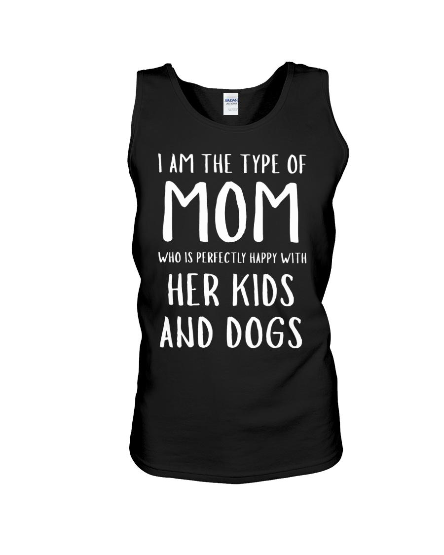 Happy Mom Shirts Unisex Tank