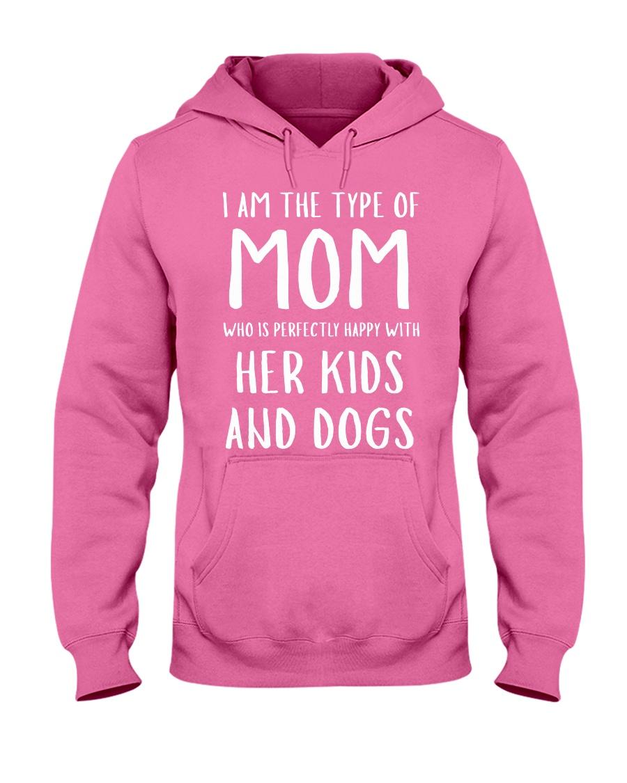 Happy Mom Shirts Hooded Sweatshirt