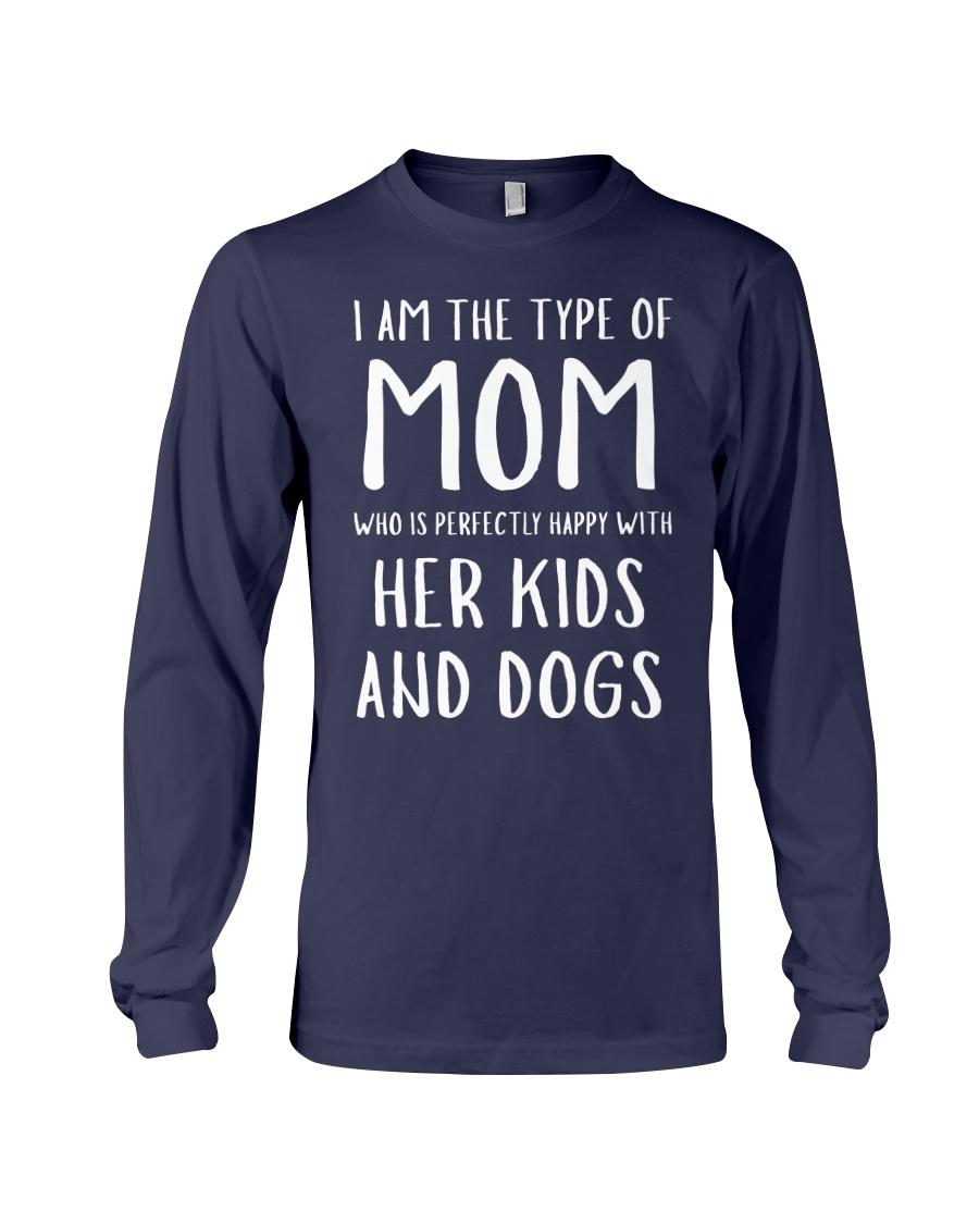 Happy Mom Shirts Long Sleeve Tee showcase