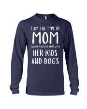 Happy Mom Shirts Long Sleeve Tee front