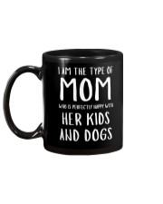 Happy Mom Shirts Mug back