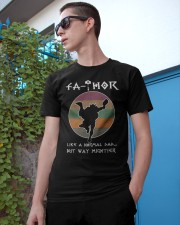 Fathor Like a Normal Dad Classic T-Shirt apparel-classic-tshirt-lifestyle-17