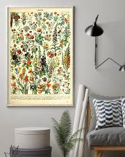 Adolphe Millot Vintage Fleurs 11x17 Poster lifestyle-poster-1