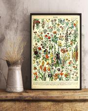Adolphe Millot Vintage Fleurs 11x17 Poster lifestyle-poster-3