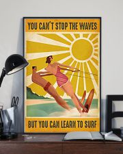Love Surfing 11x17 Poster lifestyle-poster-2