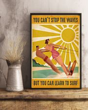 Love Surfing 11x17 Poster lifestyle-poster-3