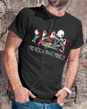 Father Of Nightmare Classic T-Shirt lifestyle-mens-crewneck-front-4
