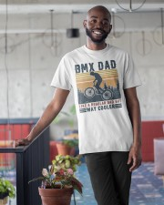 BMX Dad Classic T-Shirt apparel-classic-tshirt-lifestyle-front-34
