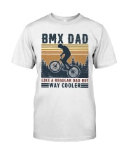 BMX Dad Classic T-Shirt front