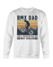 BMX Dad Crewneck Sweatshirt thumbnail