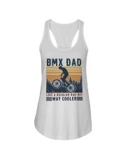 BMX Dad Ladies Flowy Tank thumbnail
