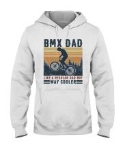 BMX Dad Hooded Sweatshirt thumbnail