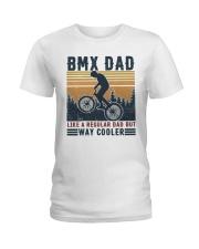 BMX Dad Ladies T-Shirt thumbnail