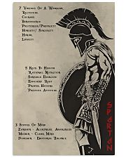SPARTAN 11x17 Poster front