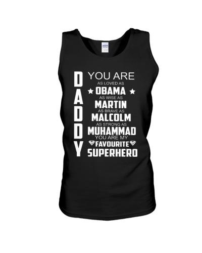 Daddy Supper Hero