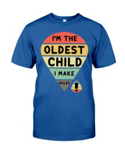 Matching For Father And Child Classic T-Shirt front