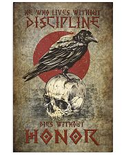 Viking 11x17 Poster front