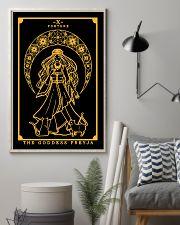 Goddess Freyja 11x17 Poster lifestyle-poster-1