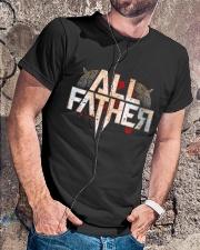 Viking Father Classic T-Shirt lifestyle-mens-crewneck-front-4